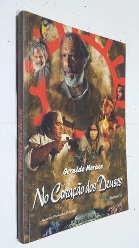 Revista No Coração Dos Deuses Geraldo Moraes