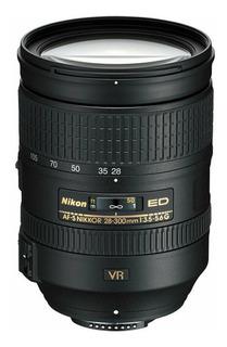 Nikon Af-s Nikkor 28-300mm F/3.5-5.6g Ed Vr Lens For Nikon