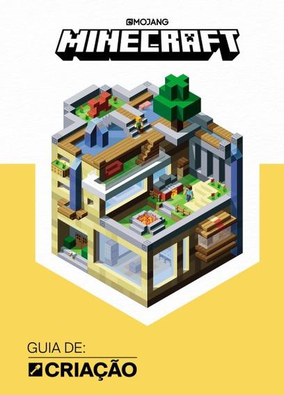 Livro Minecraft Guia De Criação