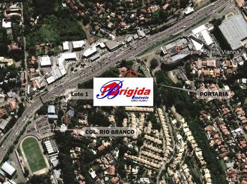 Imagem 1 de 8 de Excelente Cond. Vila Vianna - 509,17m² - 602m