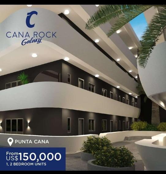 Apartamento En Venta En Punta Cana Bavaro Desde Us$150.000