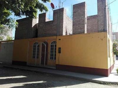 Casa Usada En San Nicolas, Tehuacan Puebla