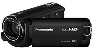 Camara De Video Filmadora Panasonic Hc- W580 Wifi Full Hd