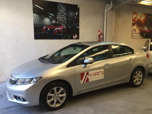 Honda Civic Exs A/t