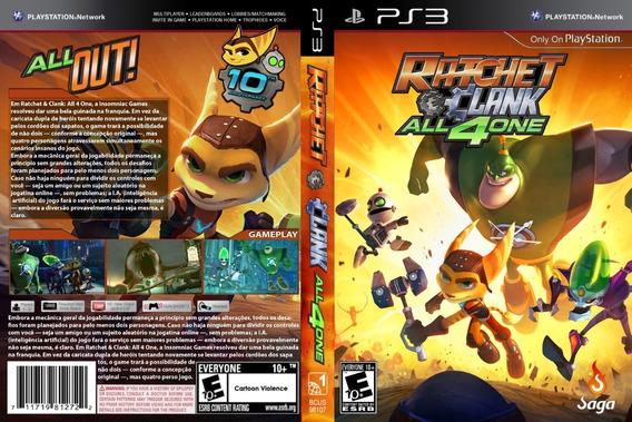 Ratchet E Clank 4 Ps3