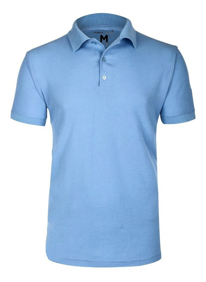 Playera Tipo Polo Casual Para Caballero National Style