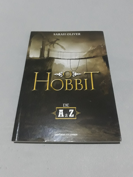 Livro O Hobbit De A A Z