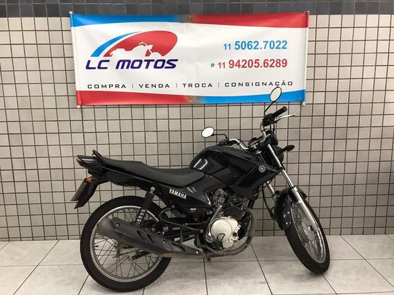 Yamaha Ybr Factor 125k 2016