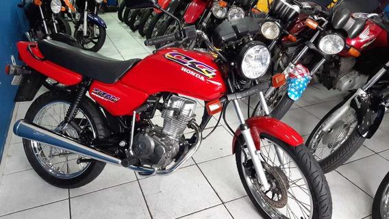 Titan 125 1995 Linda Moto Ent $ 500 12 X $ 464 Rainha Motos