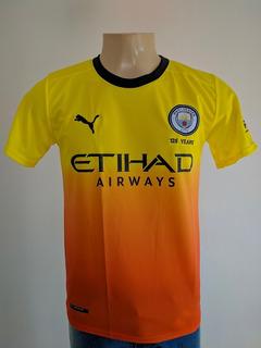 Camisa Manchester City Third 2020