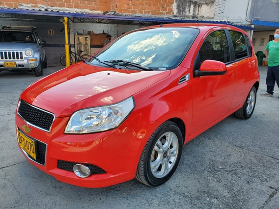 Chevrolet Aveo Emotion 2012 1.6 Gt