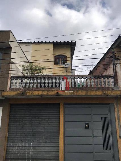 Casa Com 2 Dormitórios À Venda, 100 M² - Vila Mirante - São Paulo/sp - Ca0010