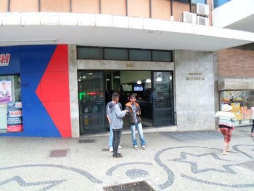 Sala Comercial - Av Afonso Pena - 1083