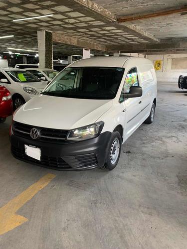 Imagen 1 de 14 de Volkswagen Caddy 1.6 Maxi Std 5 Vel Ac 2017
