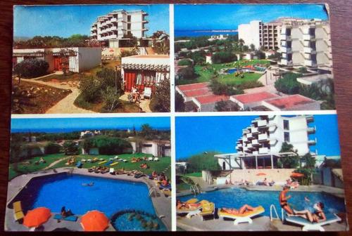 Postal 1985 Marruecos Agadir En La Plata Fraganplat Tolosa