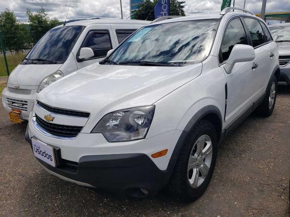 Chevrolet Captiva Sport Ls 2.4 Aut 5p 2015 Hxx089