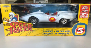 Speed Racer Mach 5 1:18 Ertl