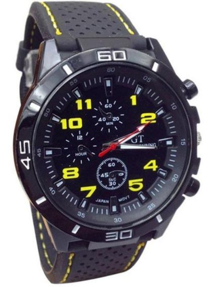Relógio Masculino Militar Esporte Analógico