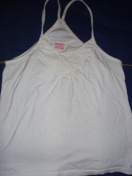 Franelas Blusas Para Niña Adolescente