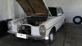 Mercedes Benz Clase A Sedan 1980