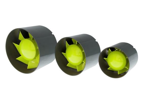 Exaustor De Ar Profan Axial In Line Fan 125mm (200m³/h)