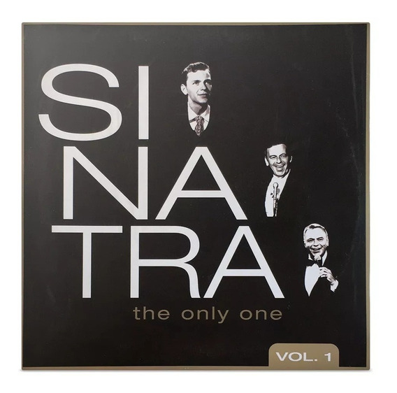 Vinilo Frank Sinatra The Only One Vol.1 Lp Nuevo En Stock
