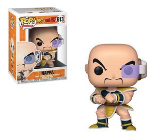 Muñeco Funko Pop Nappa 613 Dragon Ball Z Original