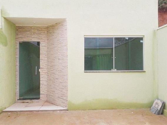 Casa Geminada Com 2 Quartos Para Comprar No Cidade Satélite Em Juatuba/mg - 954