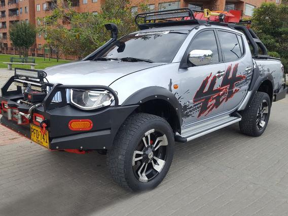 Mitsubishi L200 Sportero Superlujo Mt 3200cc Abs Ab Ct Tc
