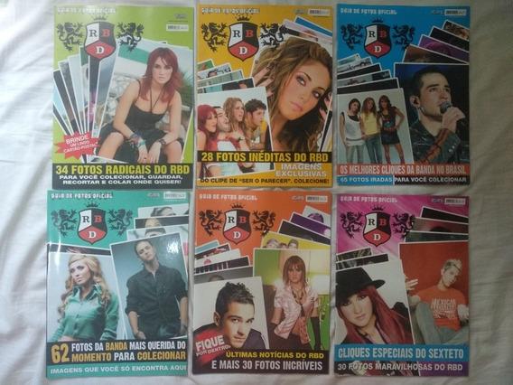 Revistas Fotos Rebeldes