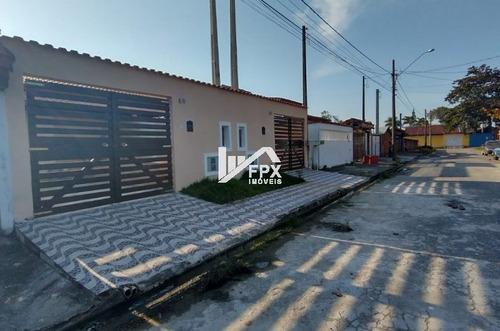 Imagem 1 de 14 de Casa Em Itanhaém, Lado Praia, 700 Metros Do Mar, Piscina,