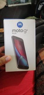 2 Celulares Moto G4 Plus (1 Con Detalles)