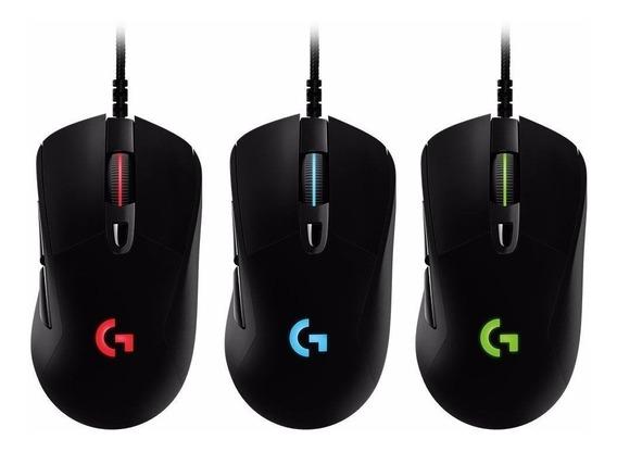 Mouse Gamer Logitech G403 Rgb Lightsync 12000dpi - Original