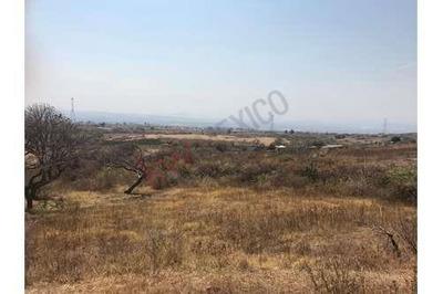Terreno En Venta En Totolapan Morelos