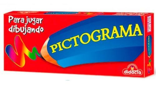 Juego De Mesa Pictograma Didacta