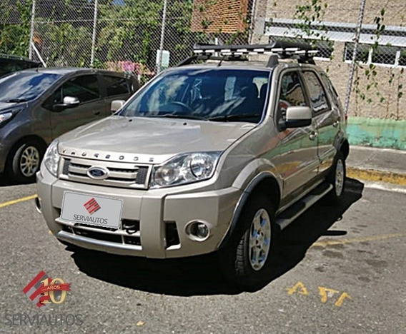 Ford Ecosport 4x2 At 2.0 2012 Mix123