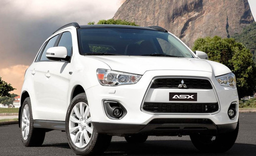 Batidos Asx Sucata Mitsubishi  2015 Asx Para Venda De Peças