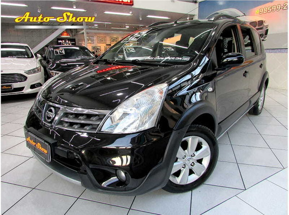 Livina Sl X-gear 1.6 16v Flex 4p 2012