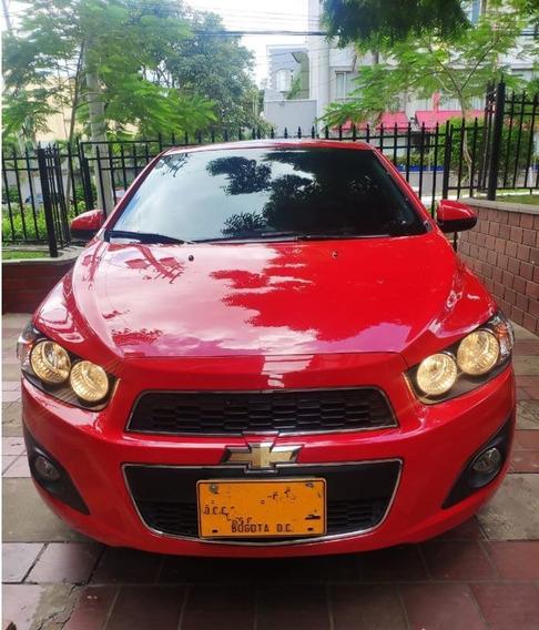Chevrolet Sonic 2017 Perfecto Estado - Ganga 24.000 Km