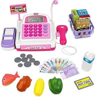 Haga Clic En N .play Pretend Play Calculadora