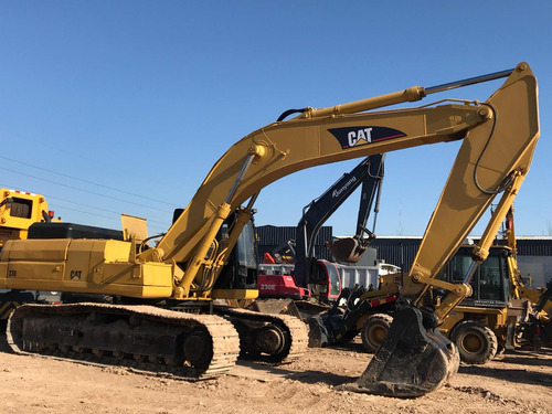 Excavadora Caterpillar 330l Usada