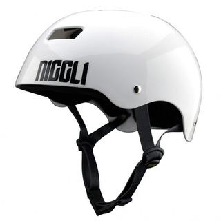 Capacete Profissional Niggli Iron Light G Branco