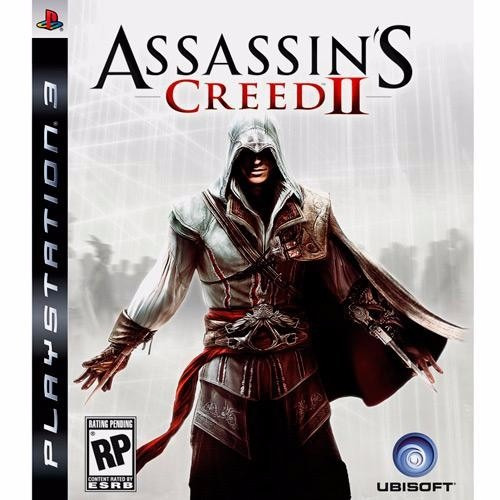 Assassins Creed 2 Ps3 Midia Fisica