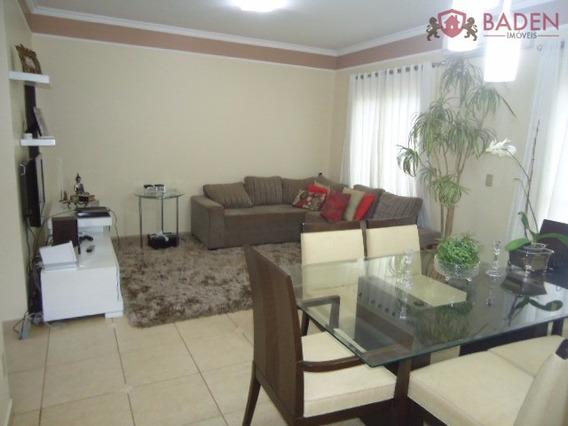 Casa Residencial Em Campinas - Sp, Mansões Santo Antônio - Ca00254