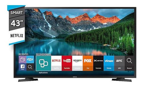 Smart Tv Samsung 43 J5290 Full Hd Netflix