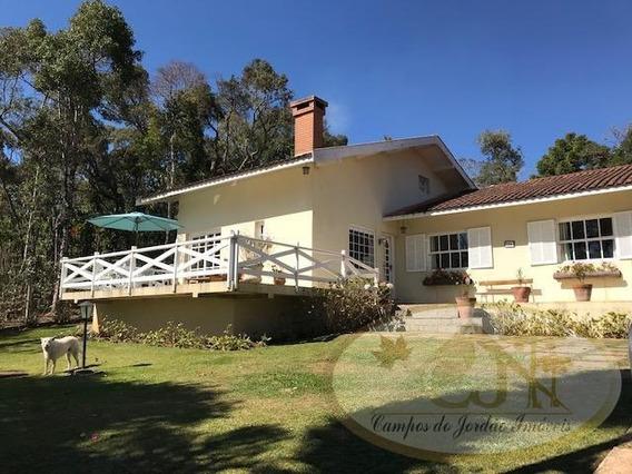 Casa Para Venda Em Campos Do Jordão, Pico Do Imbiri, 2 Dormitórios, 1 Suíte, 2 Banheiros - 288
