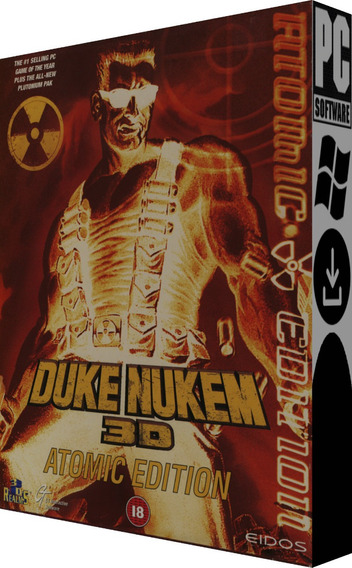 Duke Nukem 3d: Atomic Edition - Pc - Digital