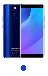 Smartphone Leagoo S8 32gb/3gb Ram Azul Pronta Entrega