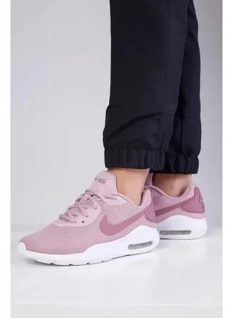 Tênis Nike, Air Max Oketo Feminino, Lilpas, Tam:35 Para Quem Busca Leveza E Resistência Ao Caminhar, O Tênis Feminino N