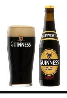 Cerveza Guinness Especial Export, Porron De 330 CcImportad